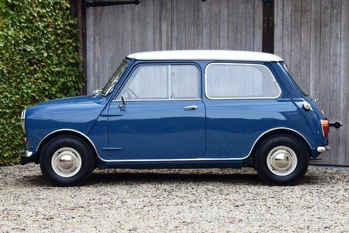 Austin Mini Mk1 Super De Luxe (1966) For Sale (picture 2 of 6)