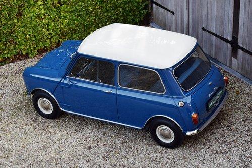 Austin Mini Mk1 Super De Luxe (1966) For Sale (picture 3 of 6)