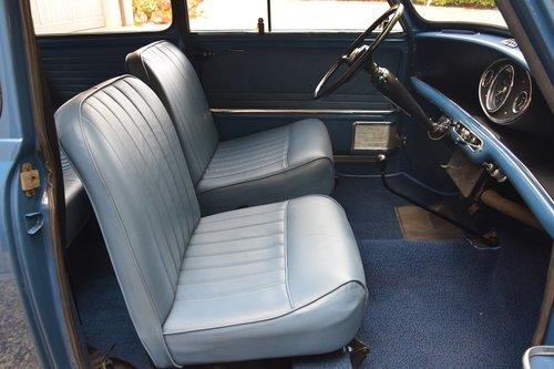 Austin Mini Mk1 Super De Luxe (1966) For Sale (picture 4 of 6)