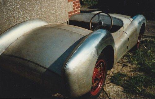 Austin 7 Hamblin De Luxe unused body kit For Sale (picture 2 of 5)