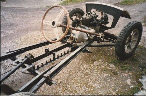 Austin 7 Hamblin De Luxe unused body kit For Sale (picture 4 of 5)