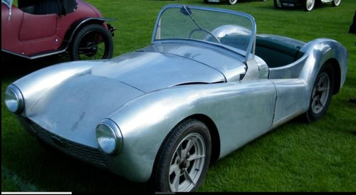 Austin 7 Hamblin De Luxe unused body kit For Sale (picture 5 of 5)