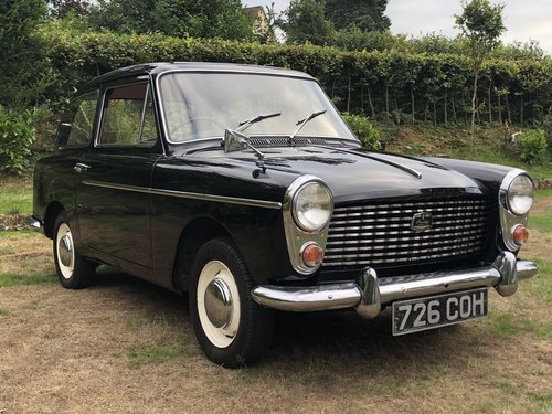 1961 Austin A40 Farina MK1 For Sale (picture 1 of 6)