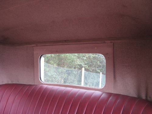 1933 Austin 7 RP Saloon SOLD (picture 3 of 6)