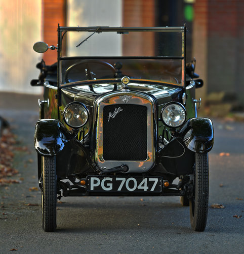 1930 Austin Seven Tourer Type AE 'Chummy' SOLD (picture 2 of 6)