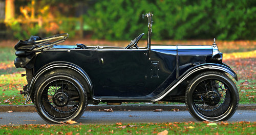 1930 Austin Seven Tourer Type AE 'Chummy' SOLD (picture 3 of 6)
