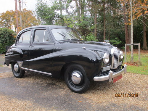 1953 Austin A40 Somerset (Card Payments Accepted) SOLD (picture 1 of 6)
