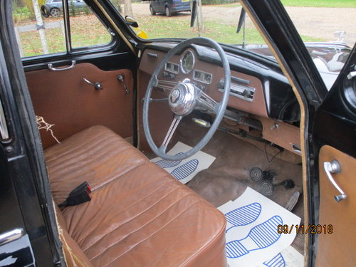 1953 Austin A40 Somerset (Card Payments Accepted) SOLD (picture 5 of 6)
