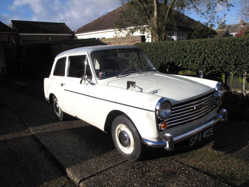 1963 Austin A40 Countryman MK2 For Sale (picture 1 of 6)