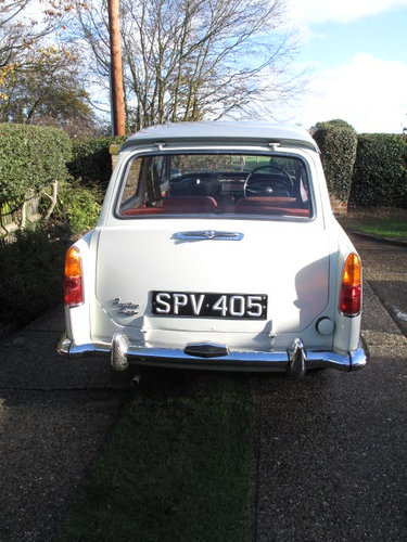1963 Austin A40 Countryman MK2 For Sale (picture 2 of 6)