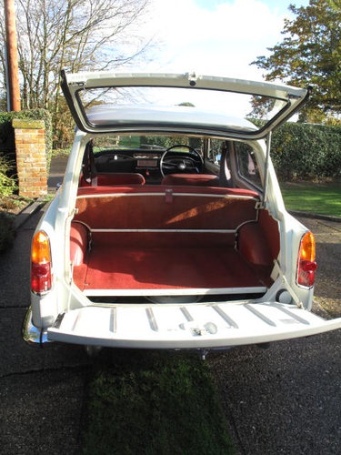 1963 Austin A40 Countryman MK2 For Sale (picture 4 of 6)
