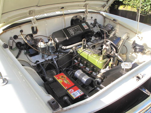 1963 Austin A40 Countryman MK2 For Sale (picture 5 of 6)