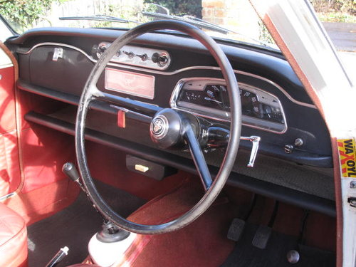 1963 Austin A40 Countryman MK2 For Sale (picture 6 of 6)