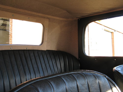 1934 Austin 7 RP Saloon SOLD (picture 4 of 6)