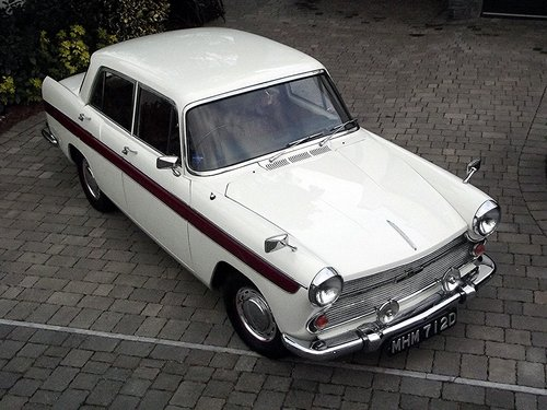 1966 AUSTIN A60 CAMBRIDGE FARINA AUTO 4 DOOR SALOON SOLD (picture 1 of 6)