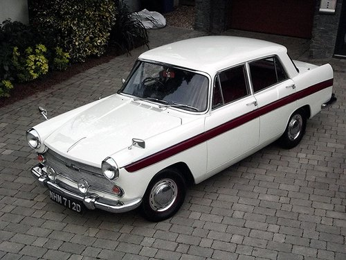 1966 AUSTIN A60 CAMBRIDGE FARINA AUTO 4 DOOR SALOON SOLD (picture 2 of 6)