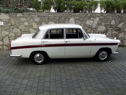 1966 AUSTIN A60 CAMBRIDGE FARINA AUTO 4 DOOR SALOON SOLD (picture 3 of 6)