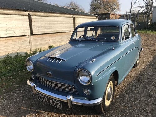 1955 Austin A90 Six Westminster - 2 owners only 67,900 miles SOLD (picture 1 of 6)