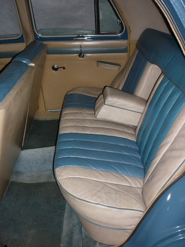 1955 Austin A90 Six Westminster - 2 owners only 67,900 miles SOLD (picture 5 of 6)
