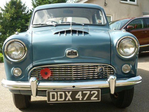 1955 Austin A90 Six Westminster - 2 owners only 67,900 miles SOLD (picture 6 of 6)