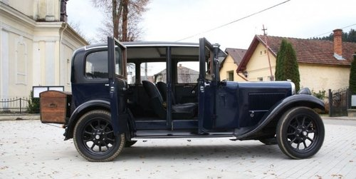 AUSTIN Six 16/6 burnham 1931 For Sale (picture 1 of 5)