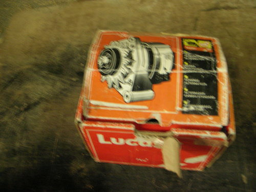 1960 Alternator For Sale (picture 1 of 3)