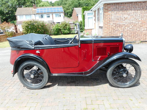 1932 Austin Seven Boat Tail For Sale (picture 2 of 6)