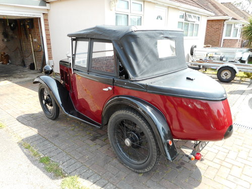 1932 Austin Seven Boat Tail For Sale (picture 3 of 6)