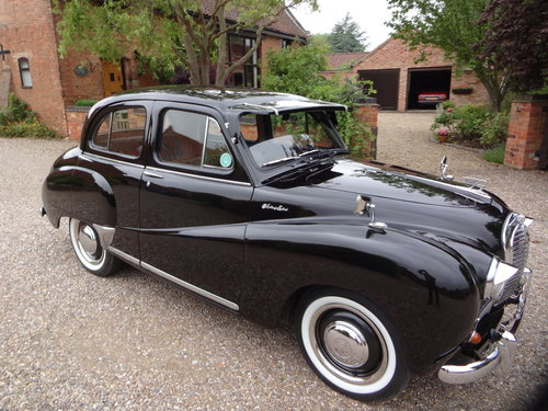 1954 Austin a40 summerset SOLD (picture 1 of 6)