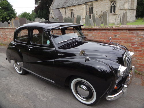 1954 Austin a40 summerset SOLD (picture 2 of 6)