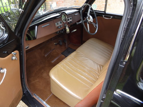 1954 Austin a40 summerset SOLD (picture 4 of 6)