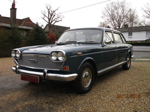 1971 Austin 3 Litre Saloon Auto (Card Payments Accepted) SOLD (picture 3 of 6)