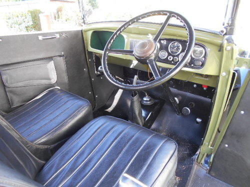 1933 Austin 7 Open Road Tourer For Sale (picture 5 of 6)