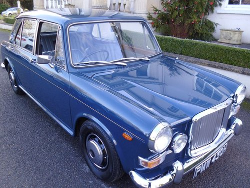 1969 Vanden Plas Princess 1300 Mk11 Only 18500 miles For Sale (picture 1 of 6)