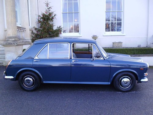1969 Vanden Plas Princess 1300 Mk11 Only 18500 miles For Sale (picture 3 of 6)