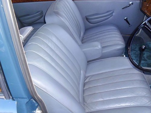 1969 Vanden Plas Princess 1300 Mk11 Only 18500 miles For Sale (picture 6 of 6)