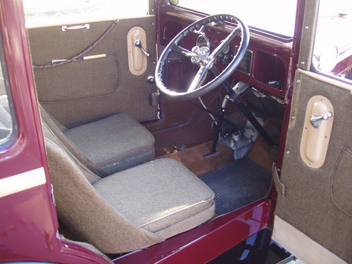 1931 Austin 7 RM saloon For Sale (picture 3 of 6)