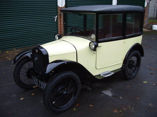 1927 Austin 7  For Sale (picture 2 of 6)