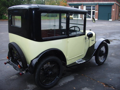 1927 Austin 7  For Sale (picture 3 of 6)