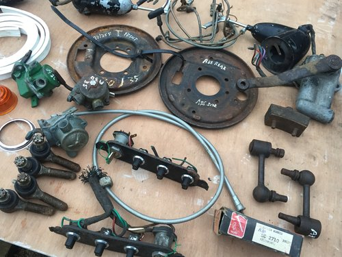 1953 A30/35 Dash Panel and other New Parts For Sale (picture 5 of 6)