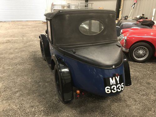 1930 Austin 7 Boat Tail Two Seater Tourer For Sale (picture 2 of 12)