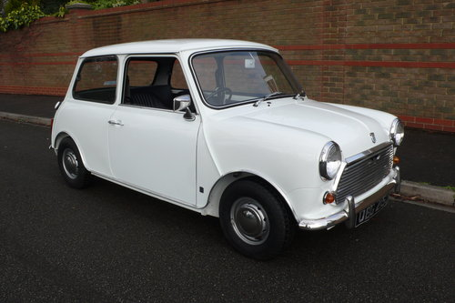 1970 AUSTIN MINI-COOPER 'S' 1275cc SOLD (picture 1 of 6)