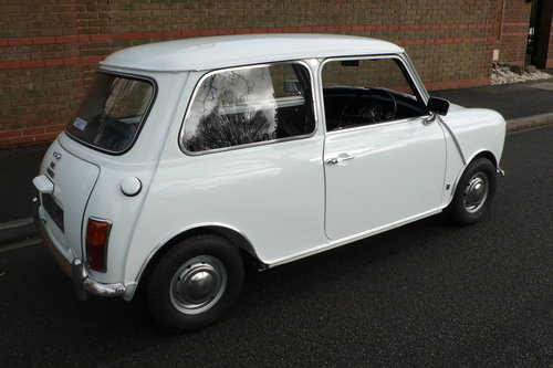 1970 AUSTIN MINI-COOPER 'S' 1275cc SOLD (picture 3 of 6)