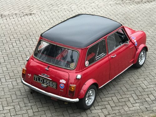 1969 MkII Austin Mini Cooper 'S' For Sale (picture 2 of 6)