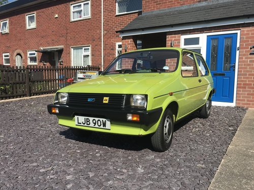 1981 Early Austin Mini Metro base model SOLD (picture 1 of 6)