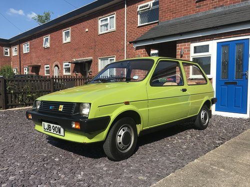 1981 Early Austin Mini Metro base model SOLD (picture 2 of 6)