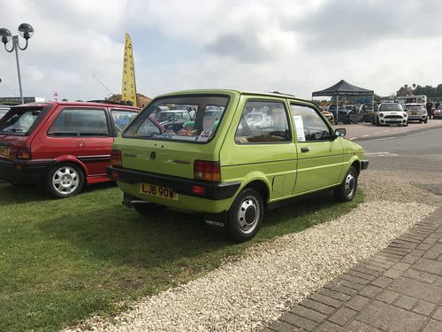 1981 Early Austin Mini Metro base model SOLD (picture 4 of 6)