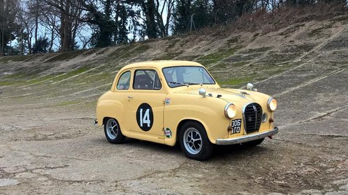1957 2 door A35 Fast road / rally spec - fresh build For Sale (picture 3 of 6)
