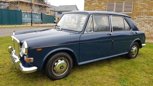 1968 Austin 1300 Vanden Plas (Auto) For Sale (picture 2 of 6)