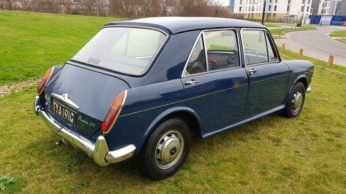 1968 Austin 1300 Vanden Plas (Auto) For Sale (picture 3 of 6)